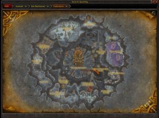 Der Steinerne Kern Eingang - World of Warcraft