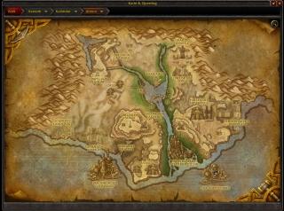 Der Vortexgipfel Eingang - World of Warcraft
