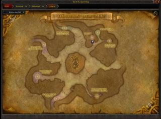 Endzeit Eingang - World of Warcraft