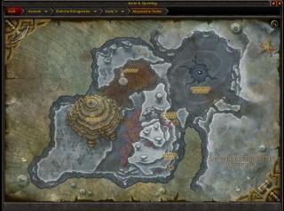 Thron der Gezeiten Eingang - World of Warcraft
